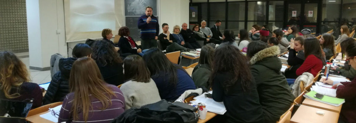 IL LABORATORIO TEU DI FROSINONE IN CATTEDRA A CASSINO